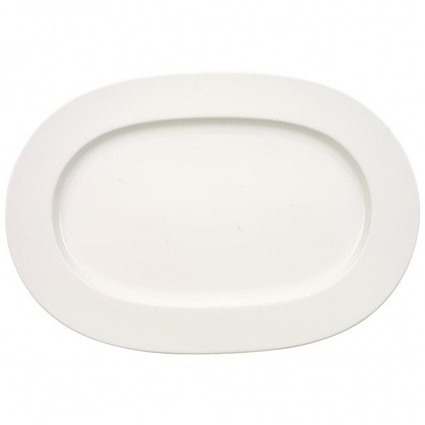 V&B Anmut Platte oval 41 cm