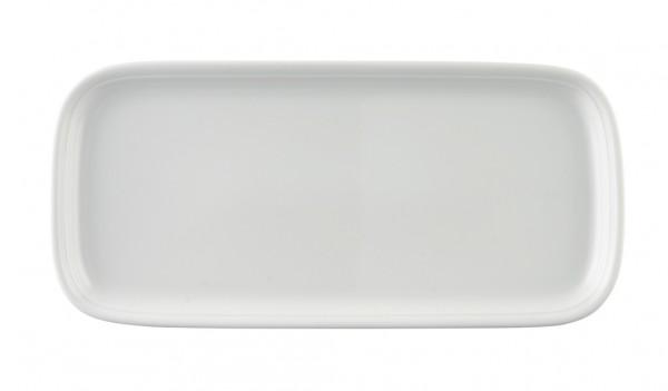 Thomas Trend weiß Kuchenplatte rechteckig