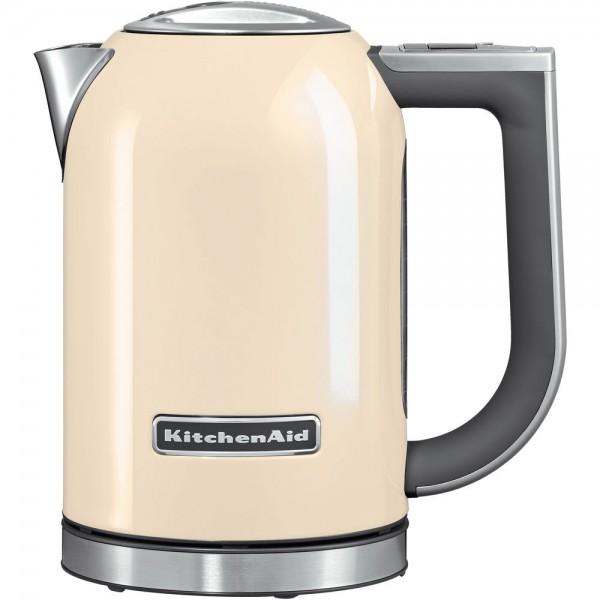 KitchenAid 5KEK1722EAC Wasserkocher 1,7 Liter creme