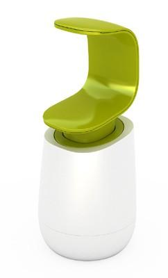 Joseph Joseph C-pump Seifenspender weiß/grün