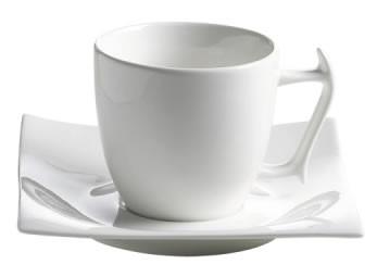 M&W Motion Tasse mit Untertasse 0,20 L