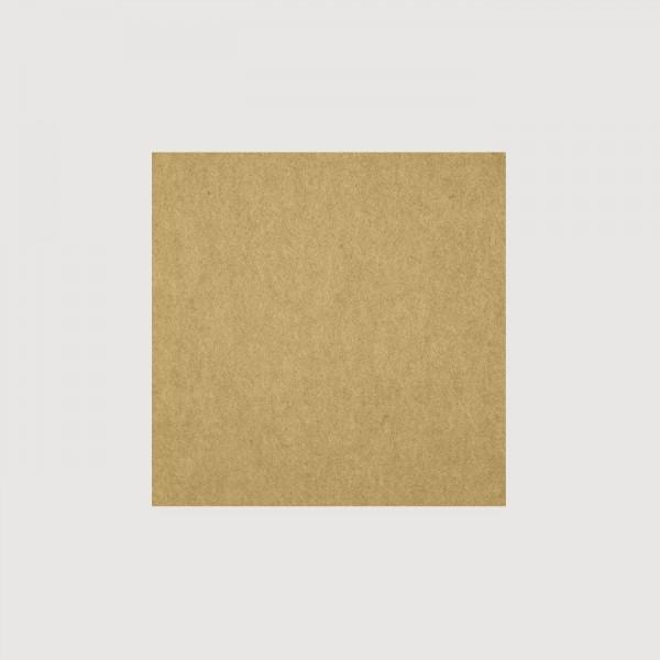 daff Fiberixx Untersetzer aus recycelten Plastikflaschen 10 x 10 cm sand