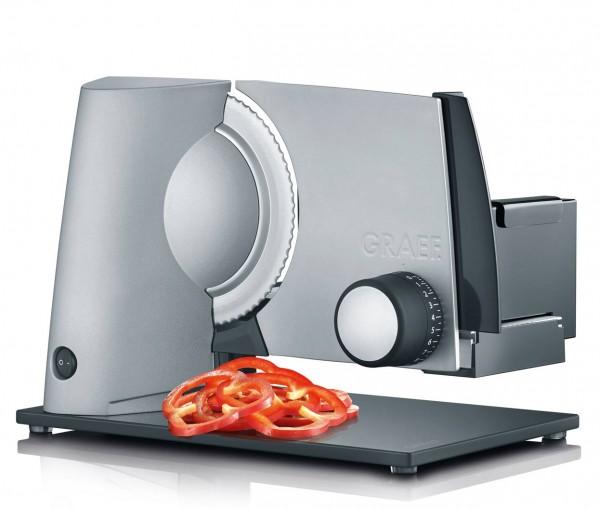Graef Sliced Kitchen S32000 Allesschneider silber