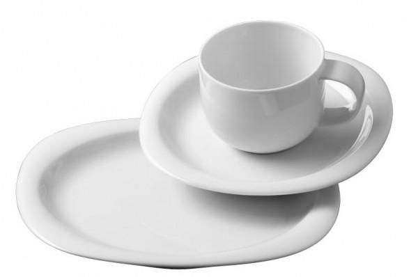 Rosenthal Suomi weiß Kaffeeset 18-tlg.