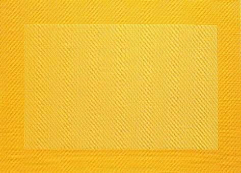 ASA Tischset mit gewebtem Rand 33,0 x 46,0 cm gelb