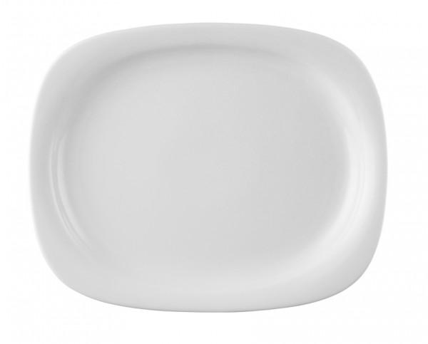 Rosenthal Suomi weiß Platte 34,0 x 27,0 cm