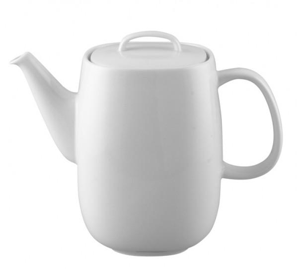 Rosenthal Moon weiß Kaffeekanne 6 Personen 1,35 L