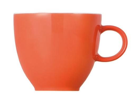 Thomas Sunny Day Red Espresso- / Mokka Obertasse 0,08 L