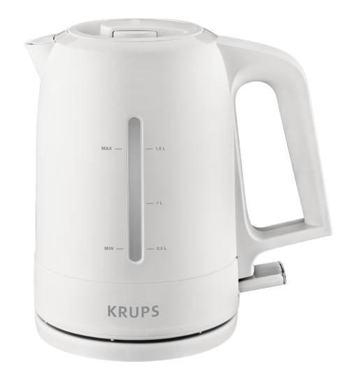 Krups ProAroma BW 2441 Wasserkocher weiß 1,6 L
