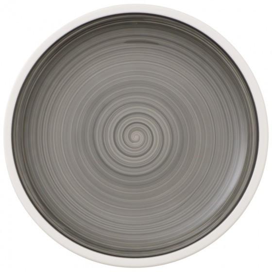 V&B Manufacture gris Frühstücksteller 22 cm