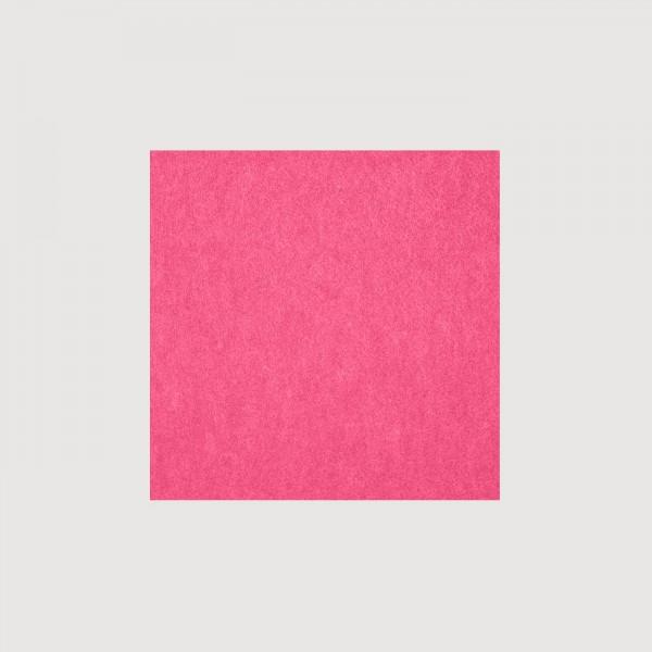 daff Fiberixx Untersetzer aus recycelten Plastikflaschen 10 x 10 cm pink