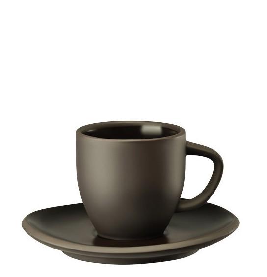 Rosenthal Junto slate grey Espressotasse 0,08 L im Geschenkkarton